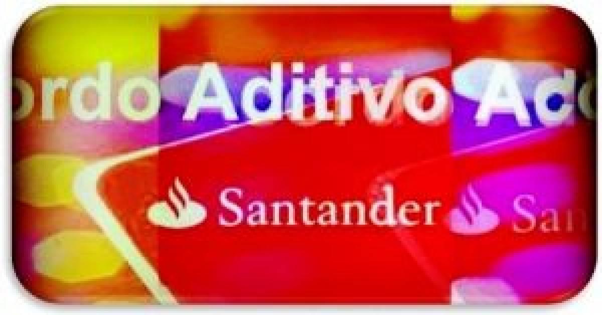 Aditivo Santander: banco abre inscrições ao programa de bolsas de graduação 2012