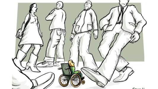 4 em cada 10 PcDs sofre discriminação no trabalho