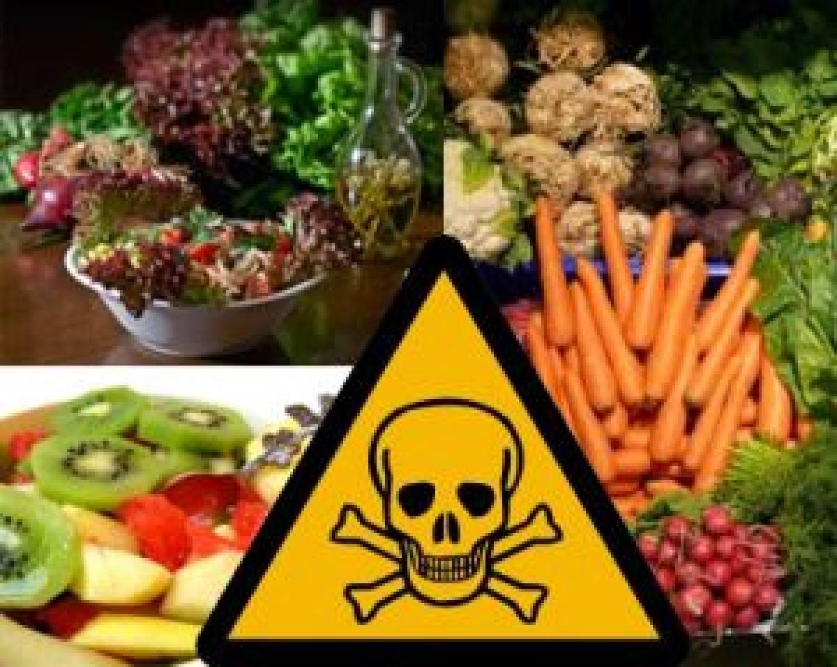 Contaminação de alimentos por agrotóxicos aumenta no país
