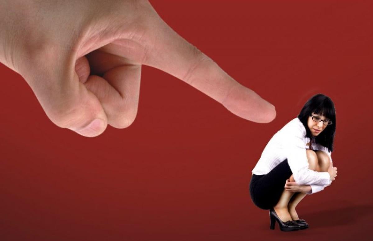 Assédio Moral contra as MULHERES no trabalho
