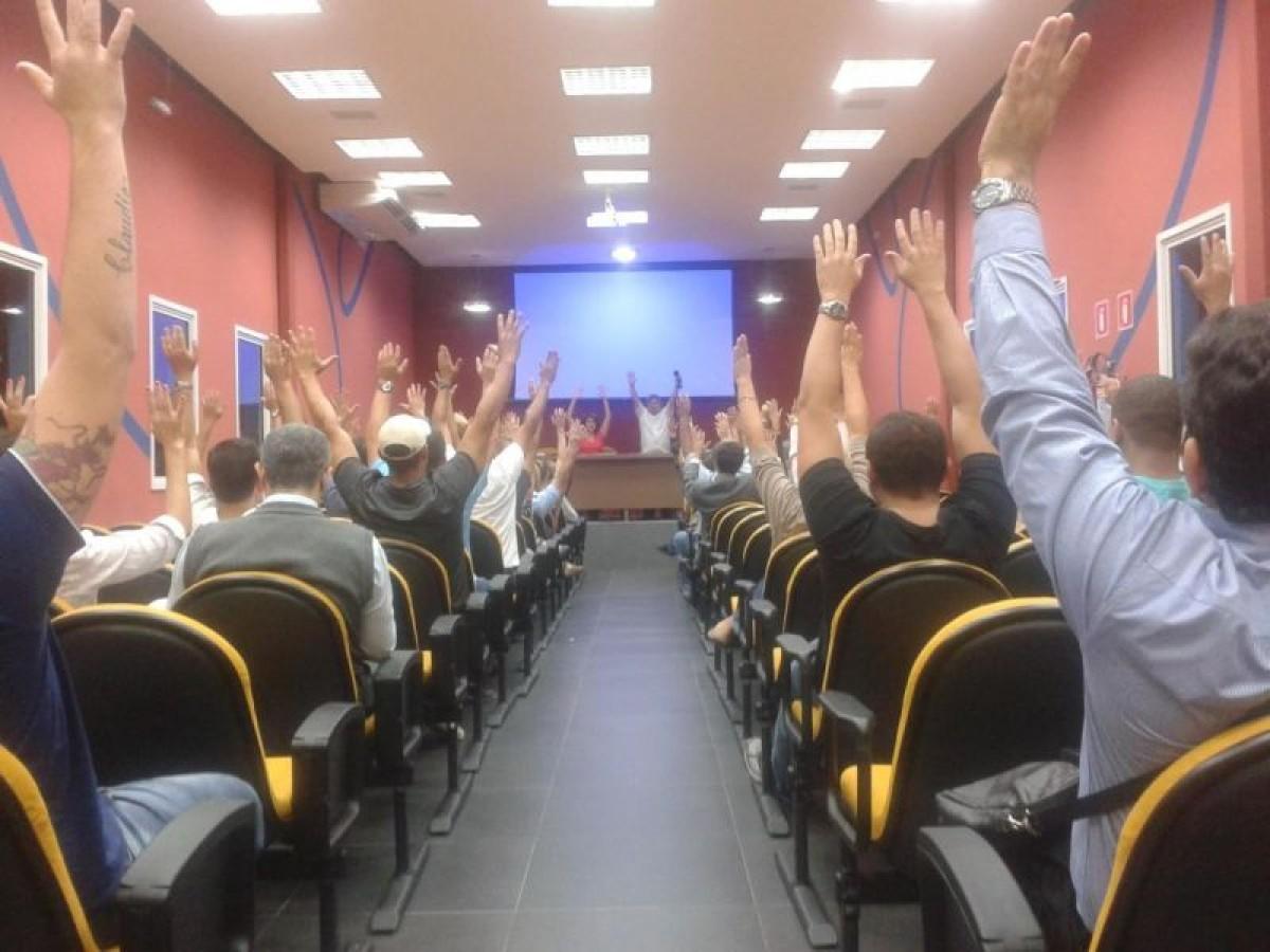 Bancários aprovam greve a partir de 19 de setembro