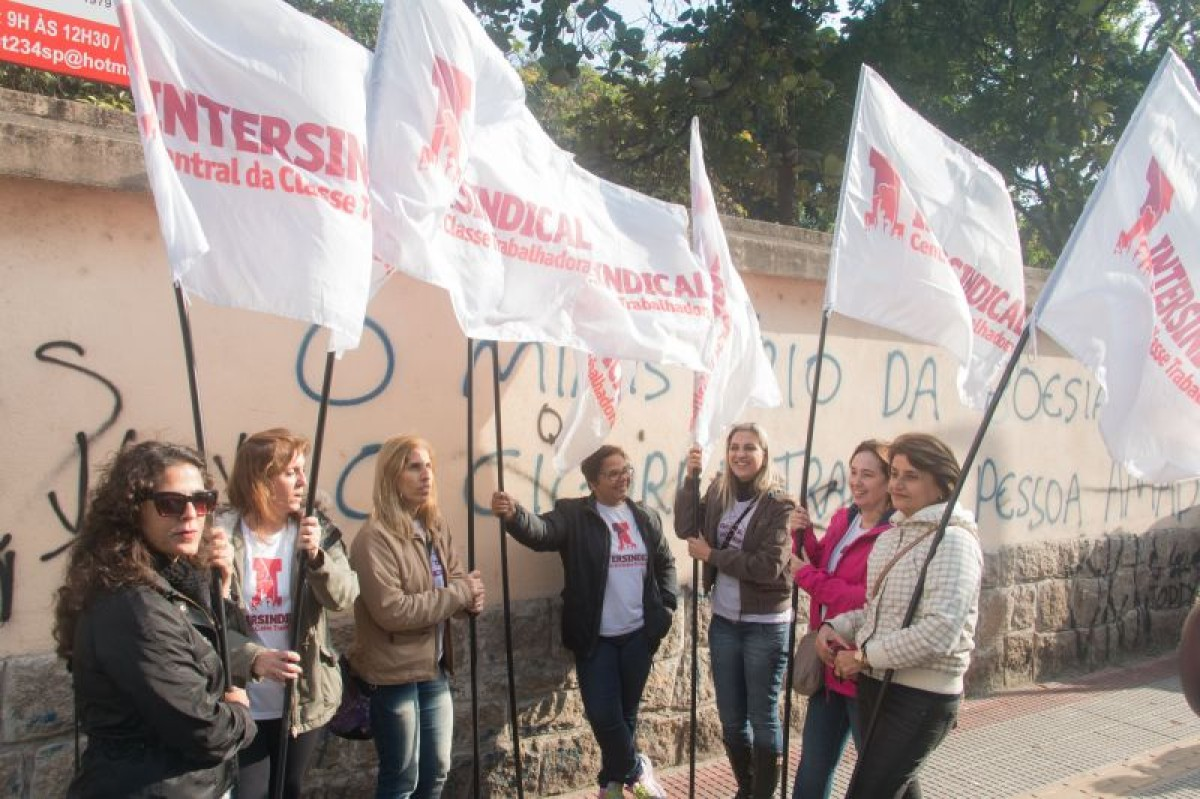 Coletivo de mulheres do Sindicato realiza oficina sobre violência