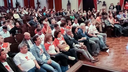 Ato público contra a terceirização na USP