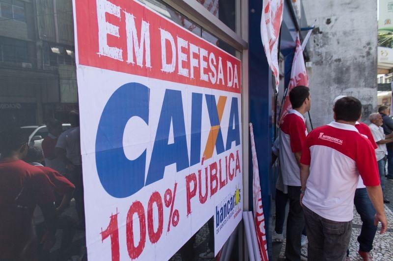 """""""Tuitaço"""" pela Caixa 100% pública acontece nesta quarta, 25"""