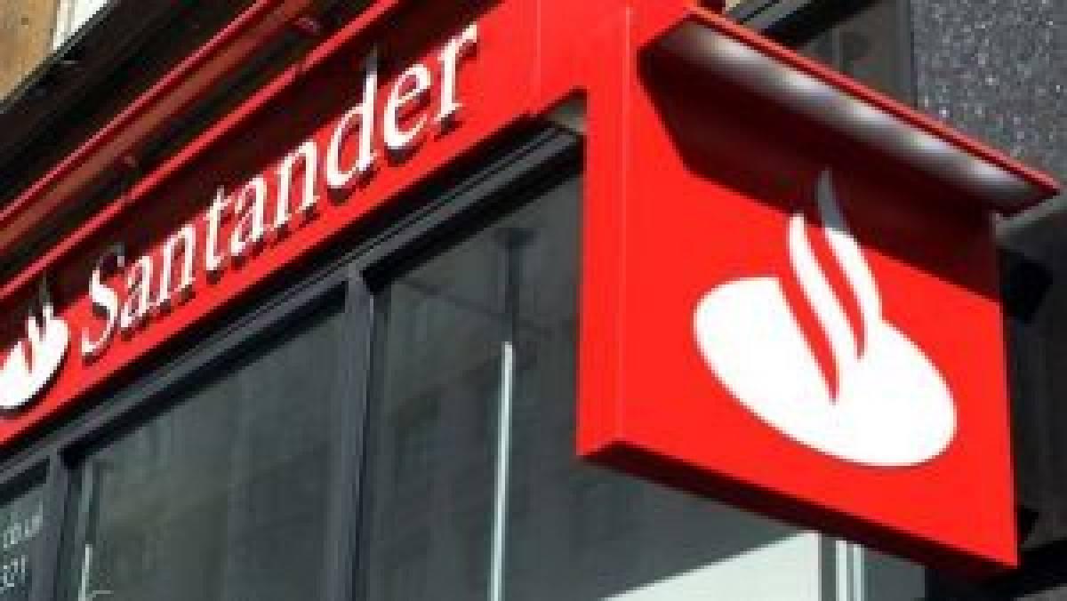 Santander anuncia provisão adicional de 2,7 bilhões de euros em 2012