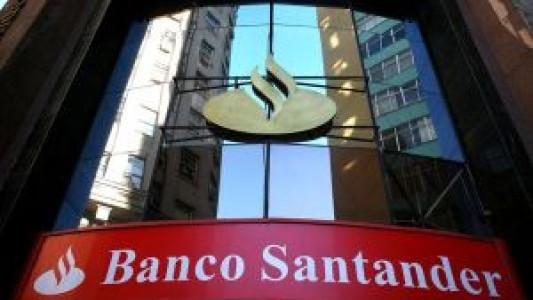 Santander nega que está à venda no Brasil