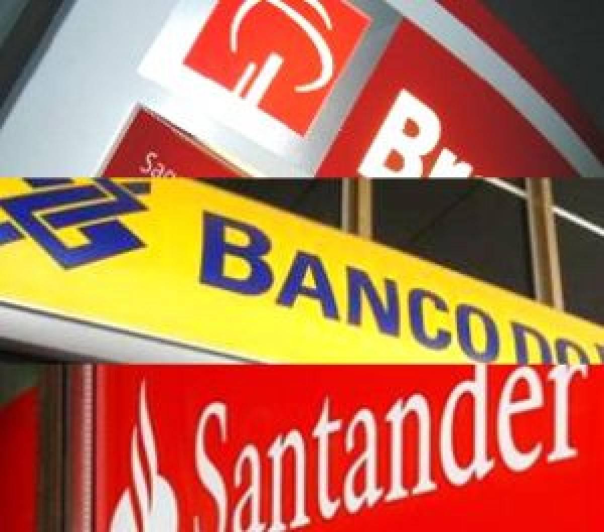 Cinco bancos aparecem no ranking das 10 marcas mais valiosas do país