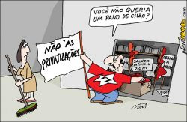 O governo Dilma entra na era das privatizações escancaradas