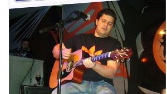 Dia 10 de Maio (sexta) tem Bar Cultural com Pop Rock Nacional