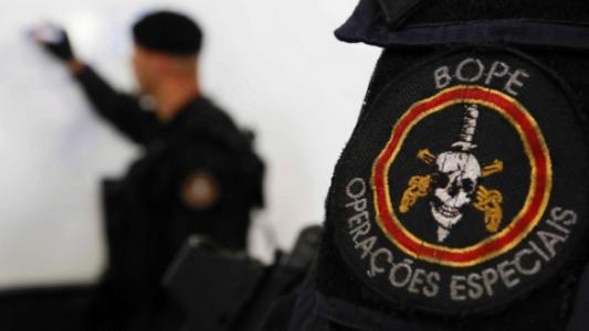 Pressão militar via Tropa de Elite no Bradesco