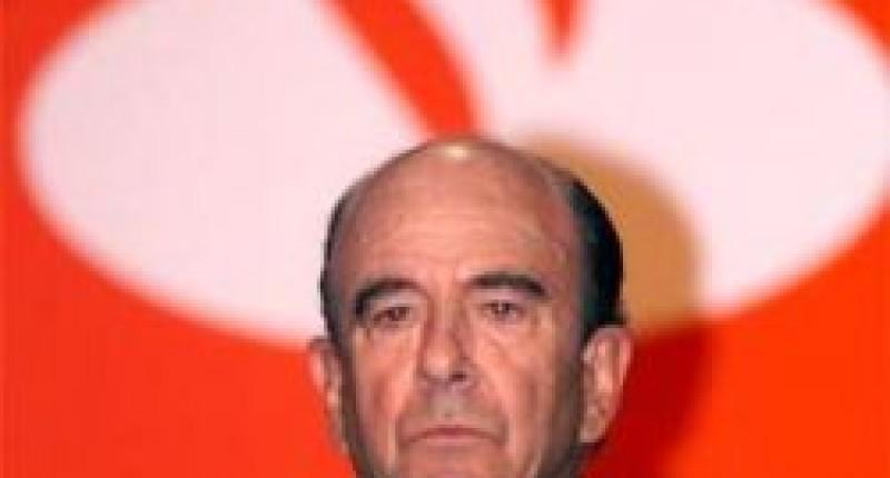 Espanha investiga presidente do Santander por fraude tributária
