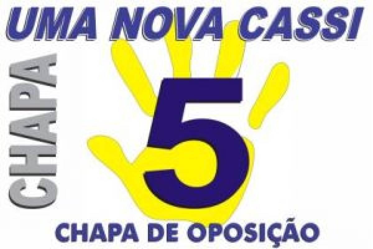 Banco do Brasil: nas eleições da Cassi, vote na chapa 5