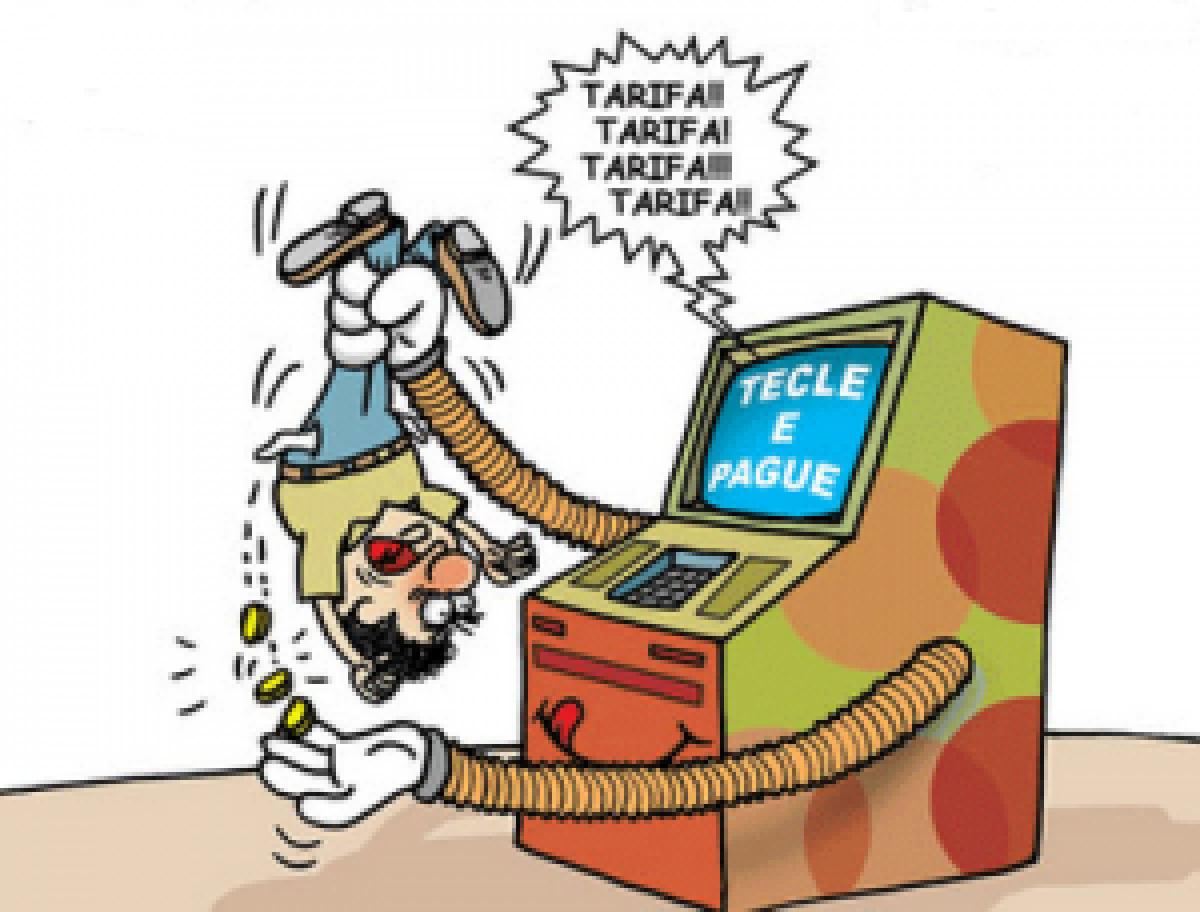 Tarifa bancária pode ter diferença de até 47,37%, diz Procon-SP