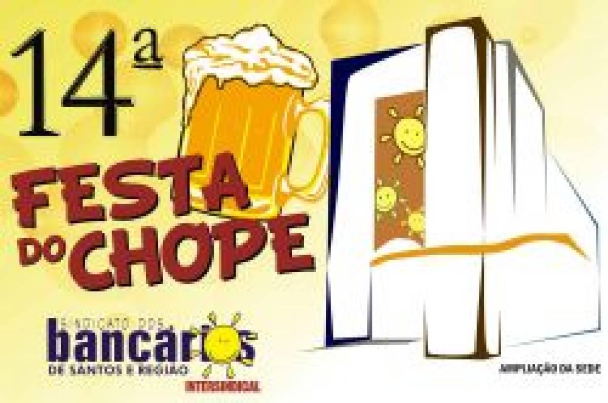 14ª Festa do Chope - Convites à venda