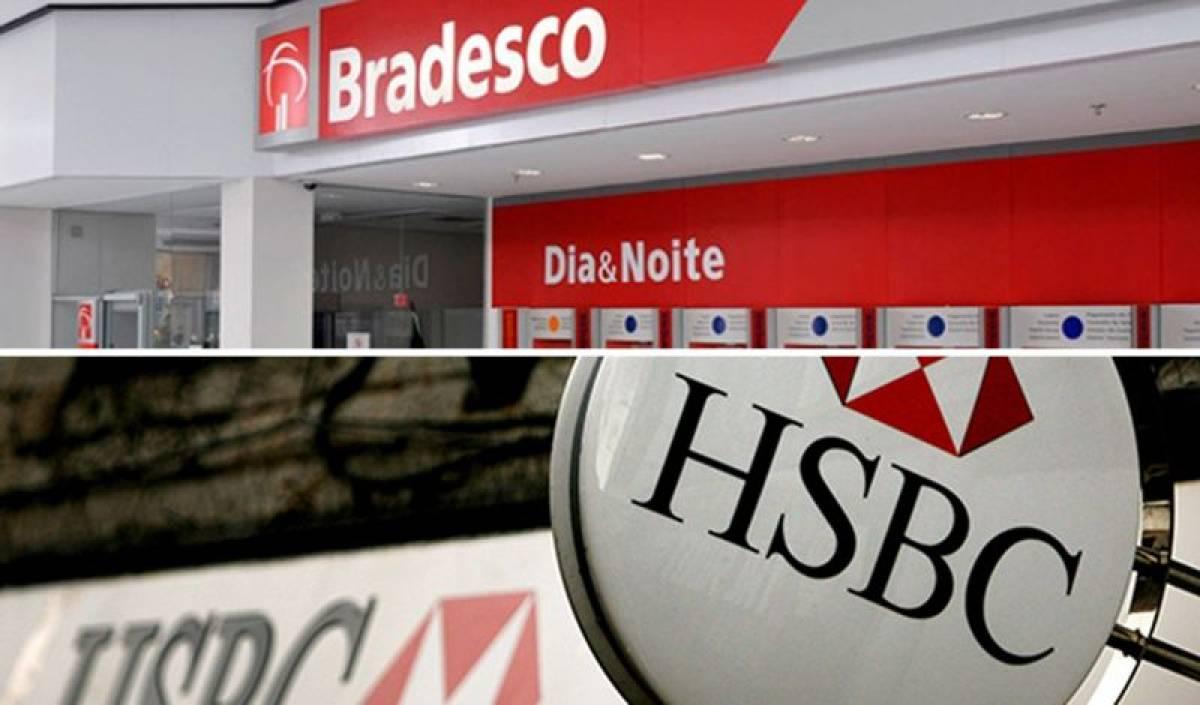HSBC divulga aprovação da transferência do controle para o Bradesco