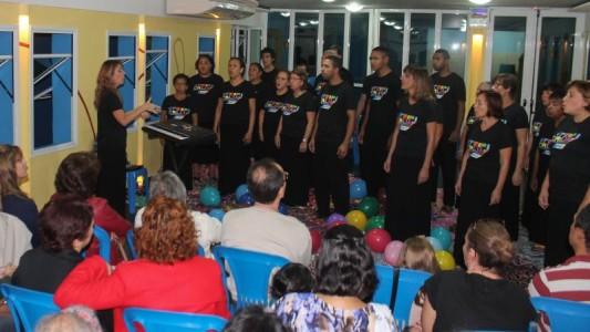 Grupo Vozes comemora 13 anos de vida com Recital no Sindicato