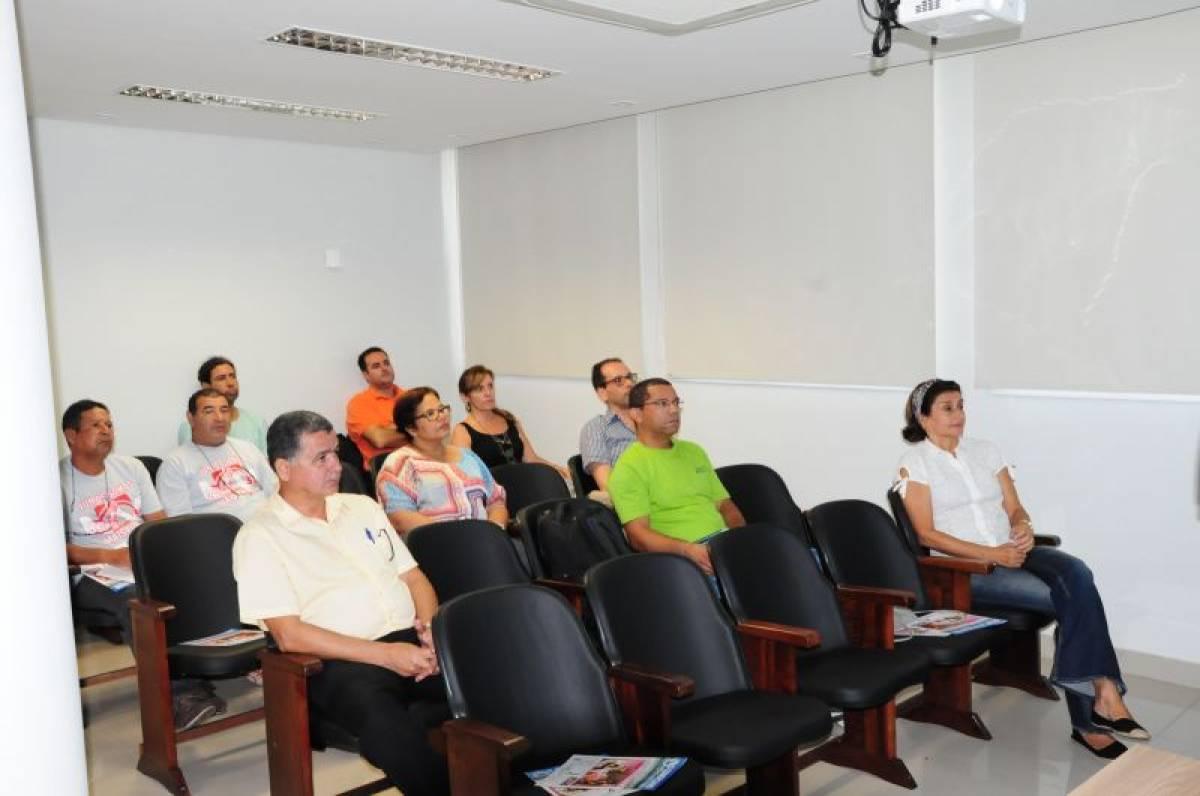 CIPA: diretores do Sindicato cursam sobre saúde do trabalhador