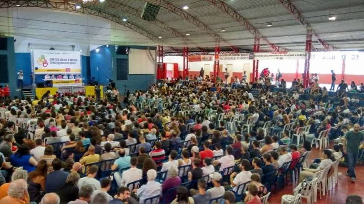 Intersindical participa de debate em São Paulo