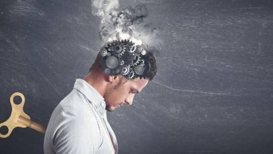 Esgotamento mental não é frescura