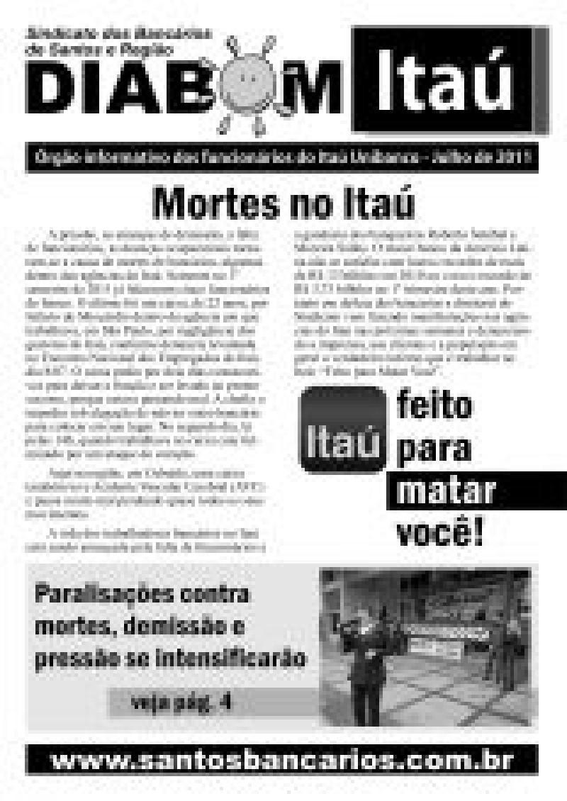 Mortes no Itaú