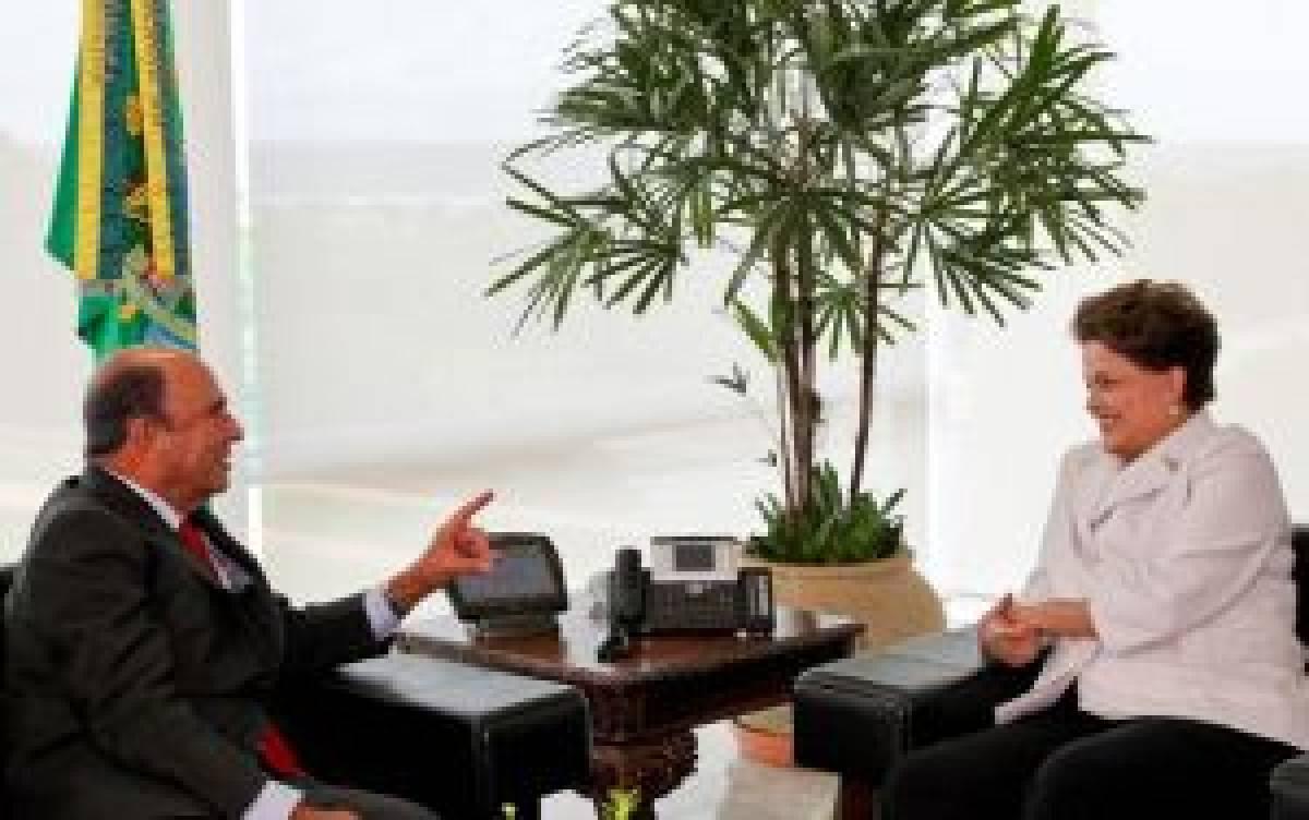 Matriz do Santander quer parceria com BB