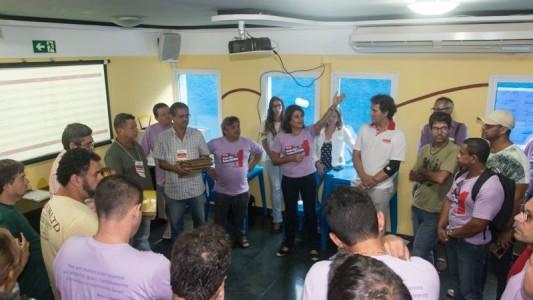 Bancários elegem 1ª mulher para dirigir Sindicato de Santos e Região