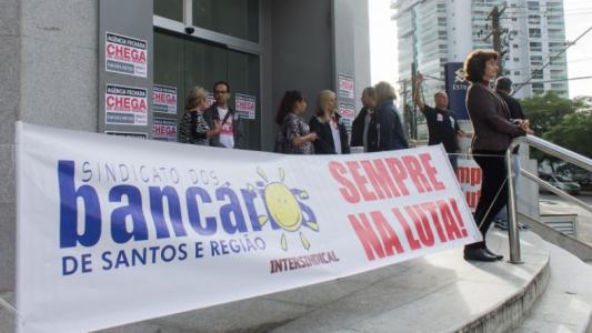 Bancários do BB exigem antecipação do pagamento da PLR