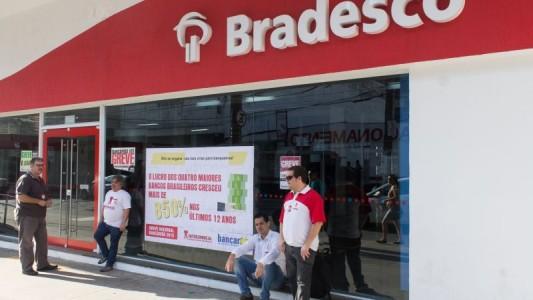 Bradesco lucra R$ 4,5 bi no terceiro trimestre deste ano