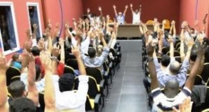 Assembleia para a organização da greve acontece hoje, 19 horas, na sede do Sindicato