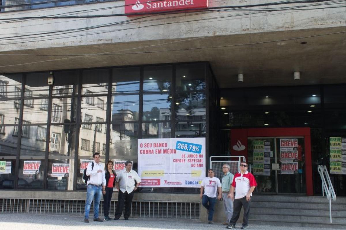 Negociação com Santander começa dia 19