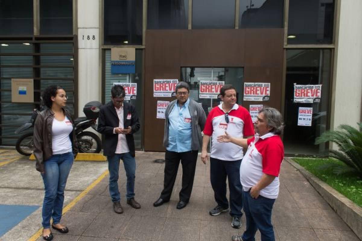 10º dia de greve dos bancários por culpa exclusiva dos banqueiros