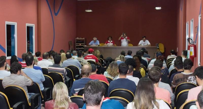Sindicato convoca financiários para assembleia dia 12/11