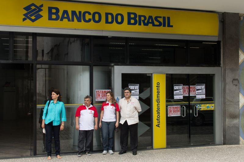 Greve Bancária 2014