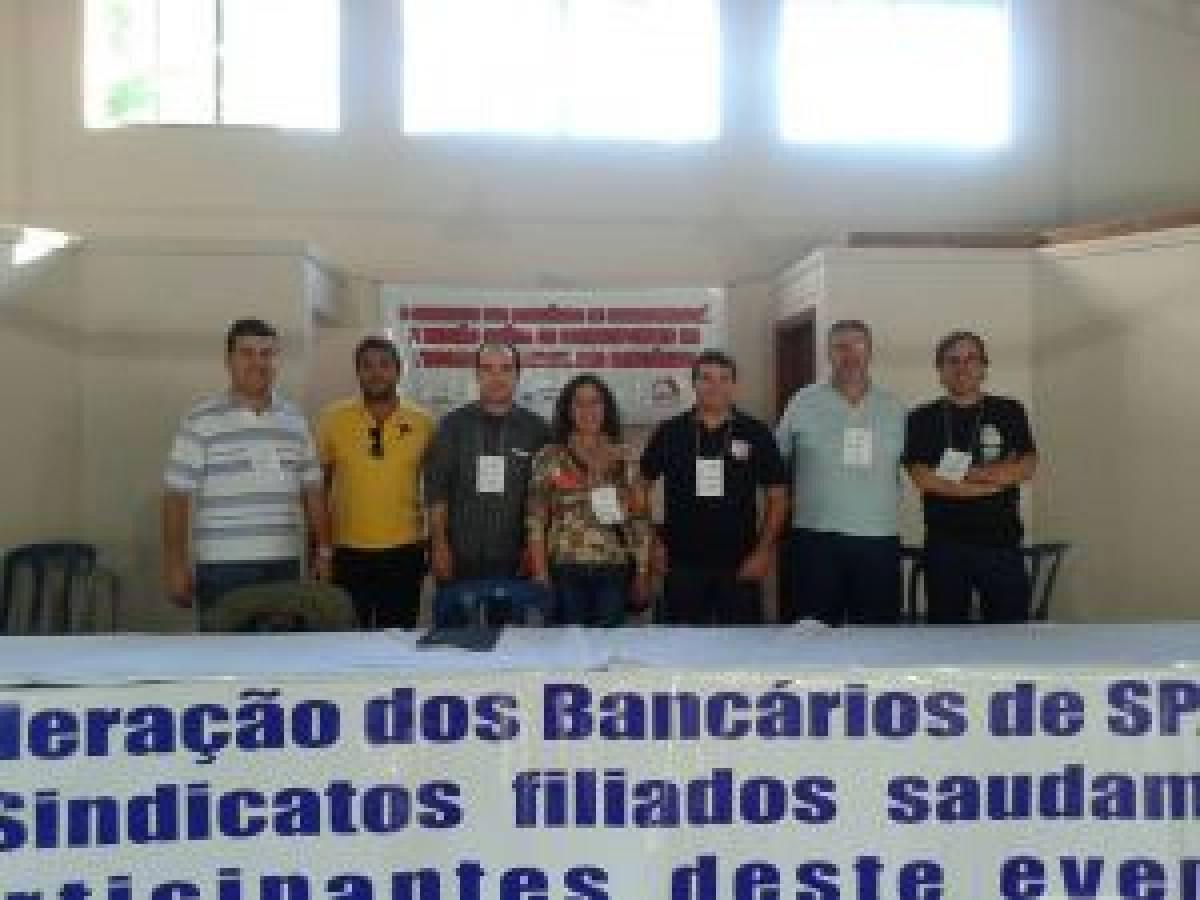Sindicato participa de Encontro Regional preparatório p/ Campanha Salarial 2013