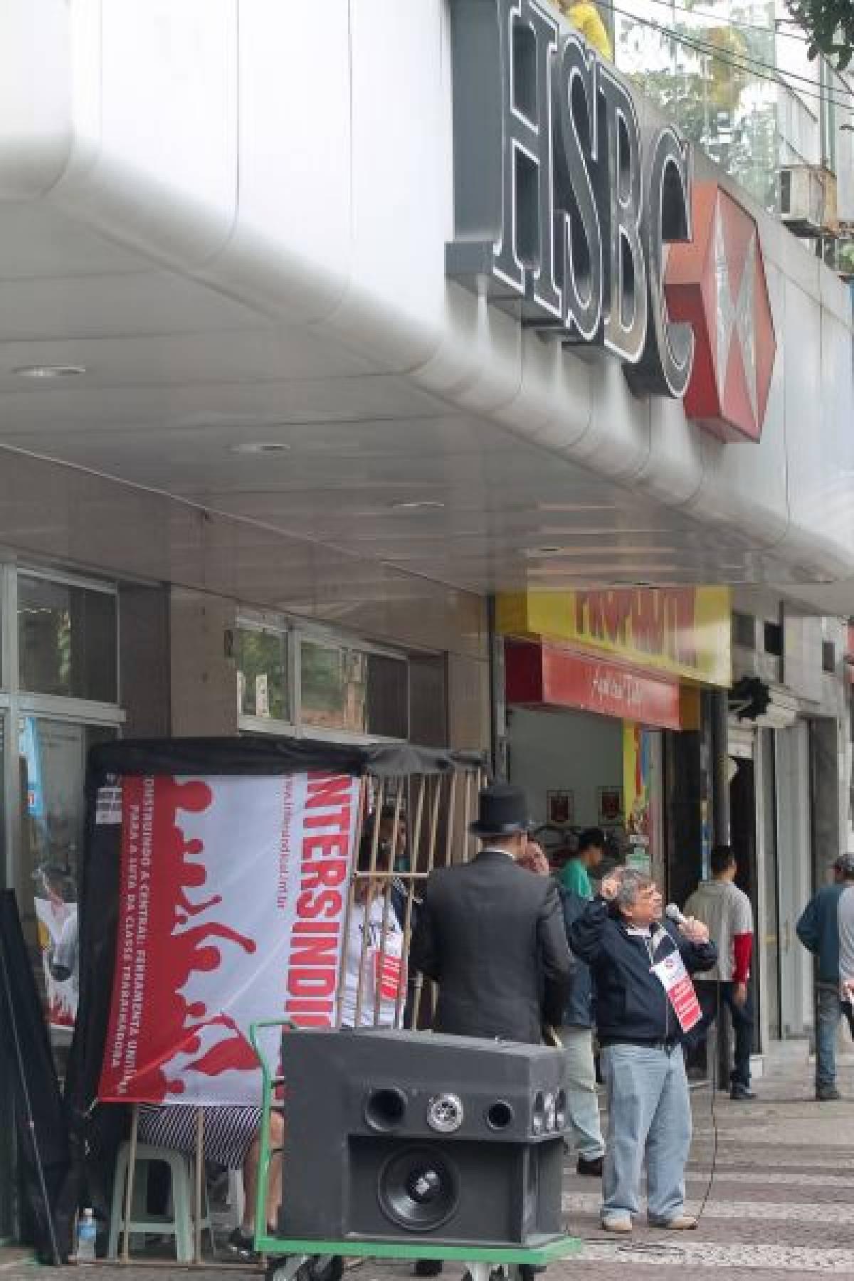 HSBC alega que não haverá demissão em massa
