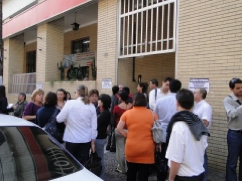Nssa Caixa: Agências da são paralisadas em Santos e Região