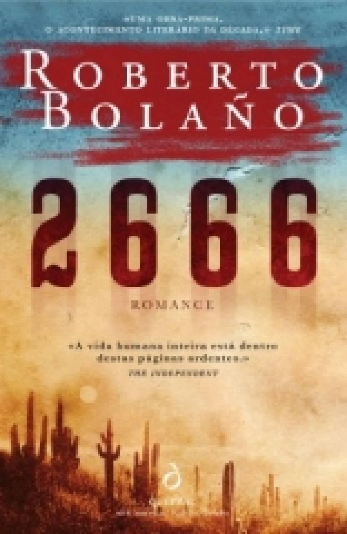 Cultura: 2666 - Um novo fenômeno literário