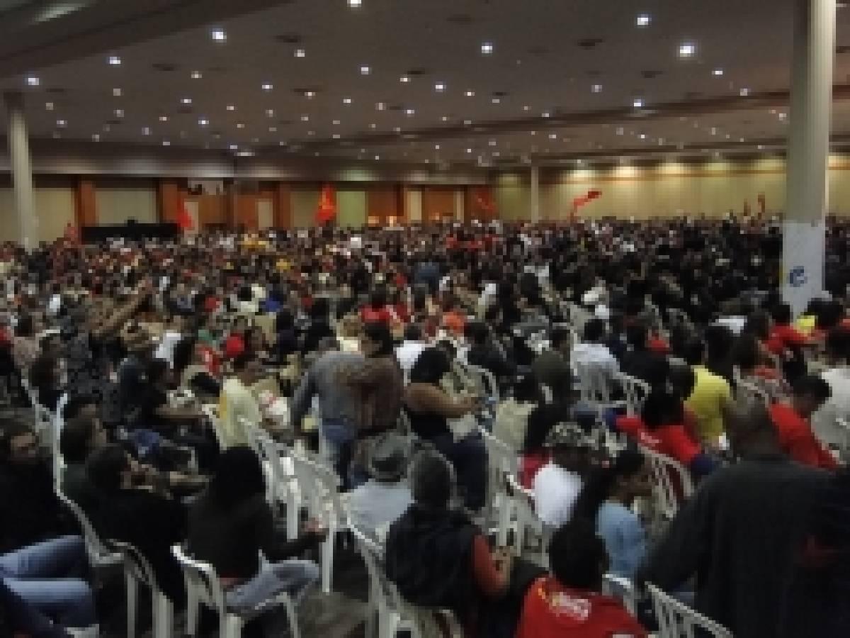 Congresso da Classe Trabalhadora reafirma a unidade