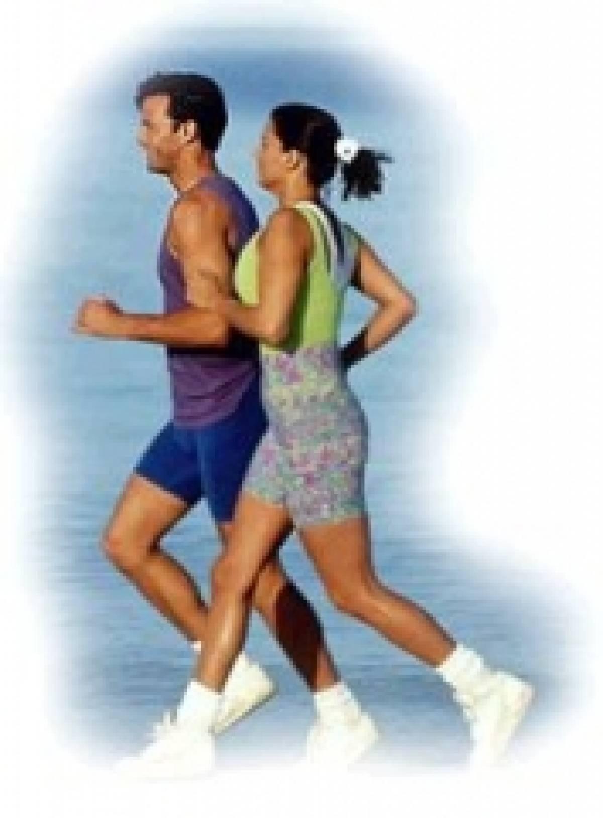 Saúde: Atividade física diminui velocidade do envelhecimento