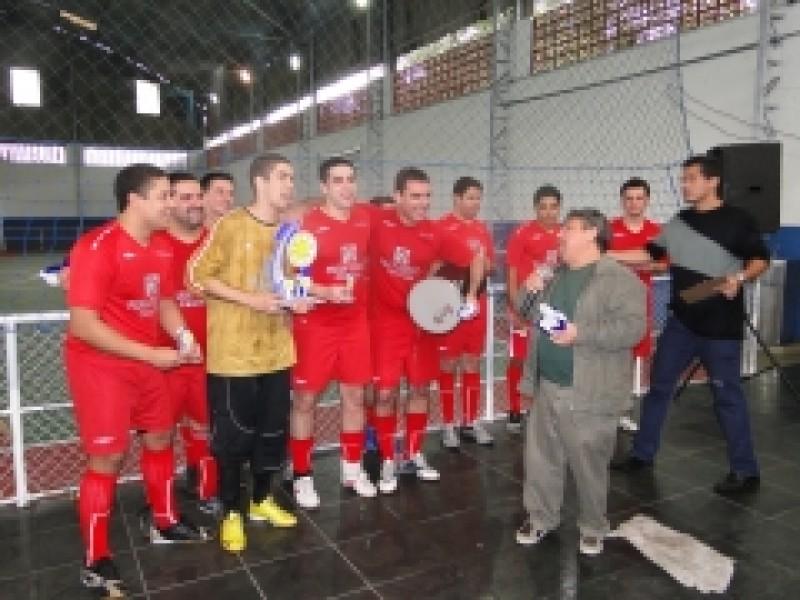 Bradesco Praia Grande é campeão do II Campeonato de Futsal