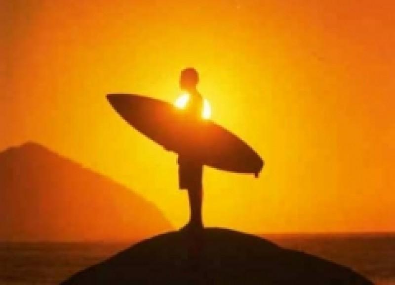 Saúde: Surf é um excelente exercício cardiovascular
