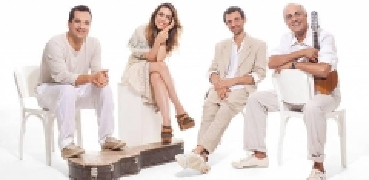 Cultura: Roberta Sá e o Trio Madeira Brasil lançam