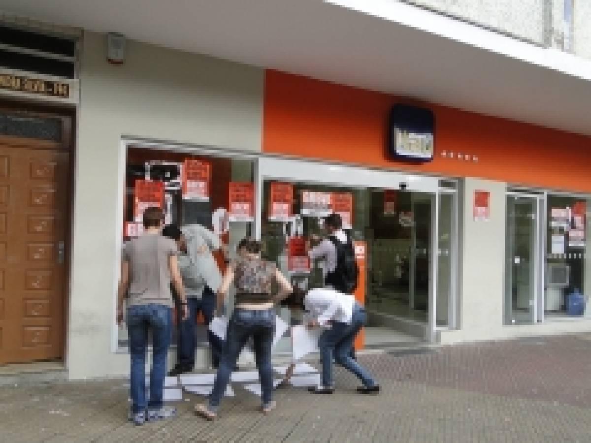Bancários endurecem com Itaú na Baixada Santista