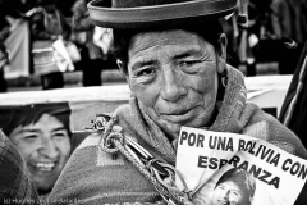 Bolívia reduz a idade para a aposentadoria!