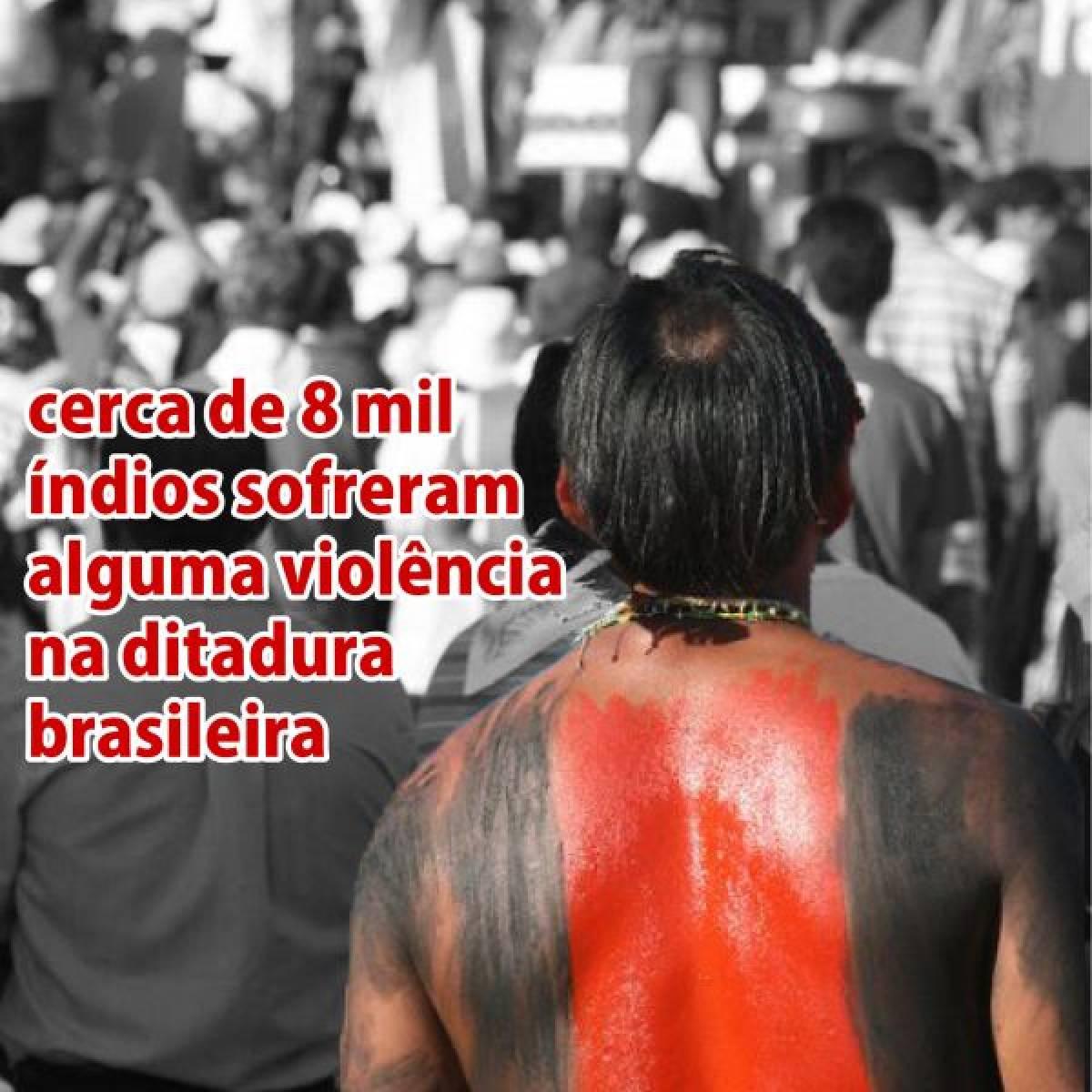 Relatório da CNV terá recomendações sobre questão indígena