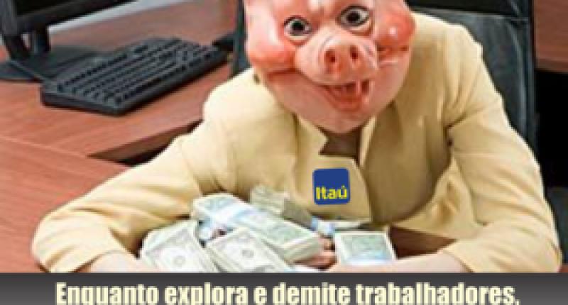 Enquanto demite, Itaú paga R$ 9,05 milhões para cada diretor em 2012