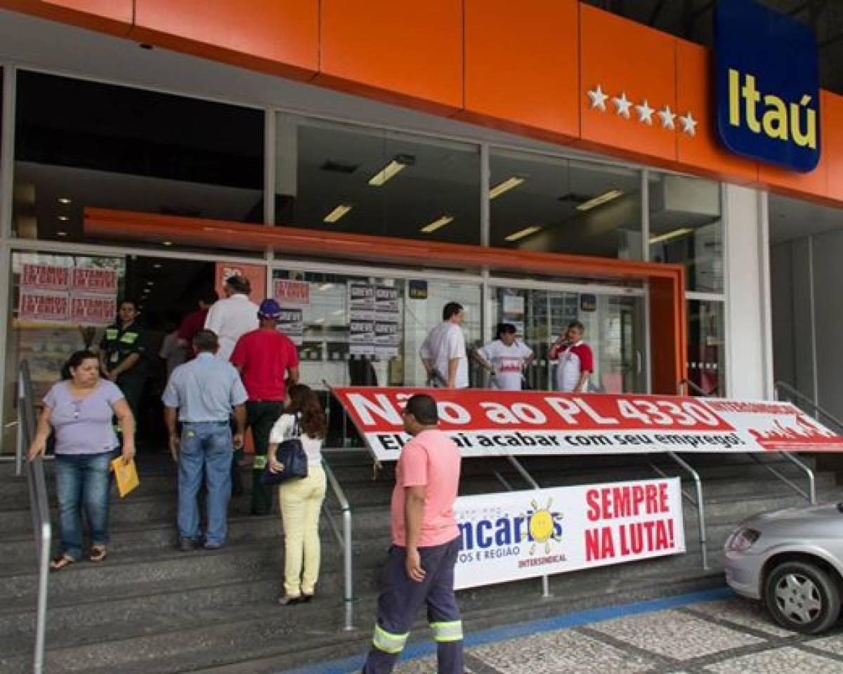 Apesar do lucro, Itaú quer aumentar custo do plano de saúde aos bancários