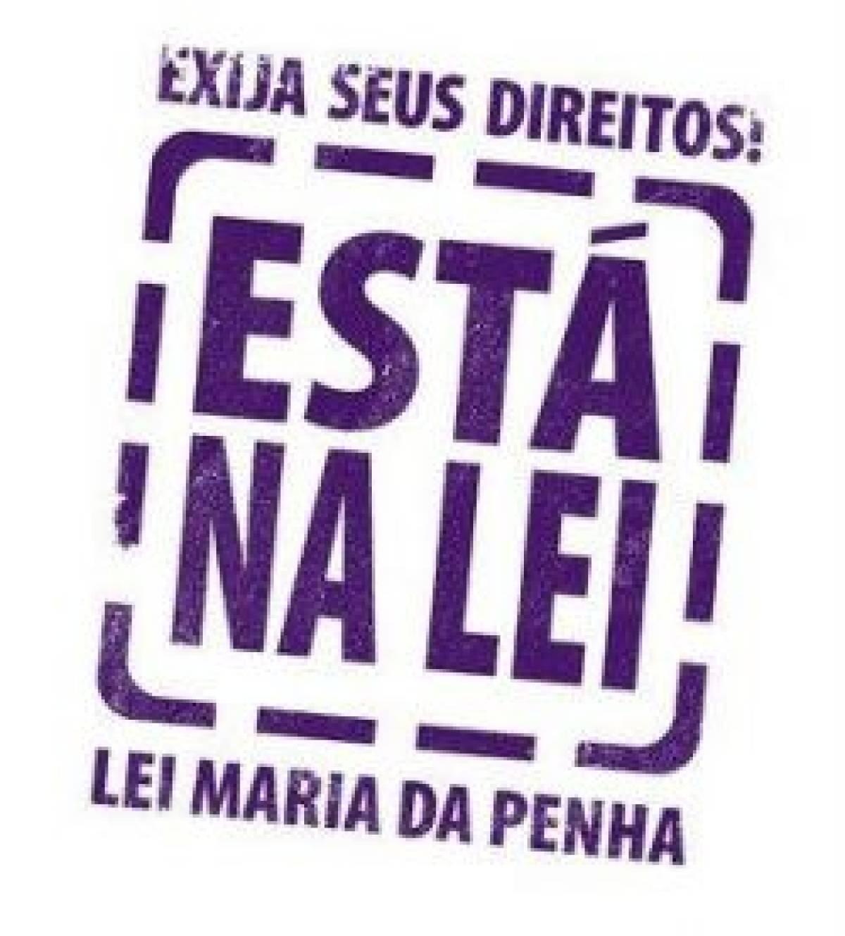 Lei Maria da Penha já protege mais de 70 mil mulheres