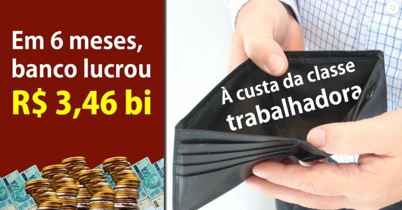 Lucro do Santander Brasil chega a R$ 1,8 bilhão no 2º trimestre