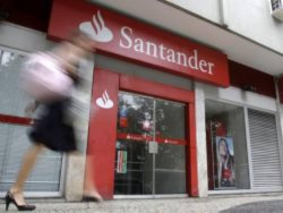 Lucro do Santander cai no mundo e sobe 23% no Brasil